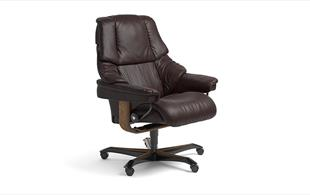 Stressless Reno Office Chair detail page