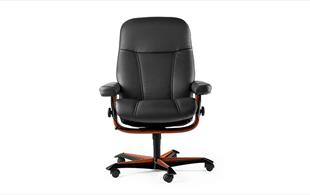 Stressless Consul Office Chair detail page