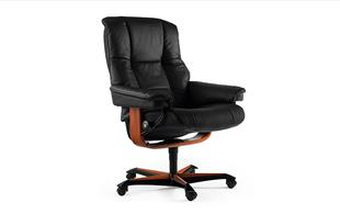 Stressless Mayfair Office Chair detail page